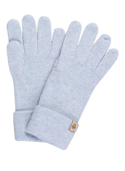 ROECKL Handschuhe ESSENTIALS BASIC , Farbe: HELLBLAU (Bild 1)