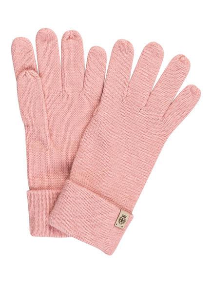 ROECKL Handschuhe ESSENTIALS BASIC , Farbe: ROSA (Bild 1)