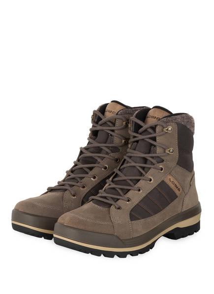 LOWA Outdoor-Schuhe ISARCO III GTX® MID , Farbe: GRAU/ BRAUN (Bild 1)