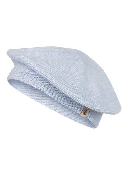 ROECKL Baskenmütze, Farbe: HELLBLAU (Bild 1)