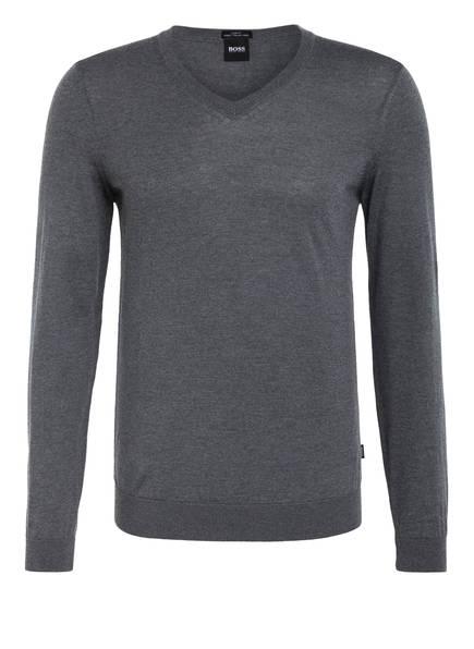 BOSS Pullover MELBA-P, Farbe: GRAU (Bild 1)