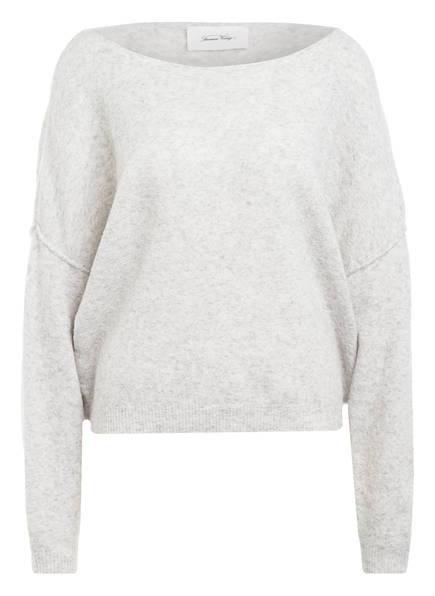 American Vintage Pullover, Farbe: HELLGRAU (Bild 1)