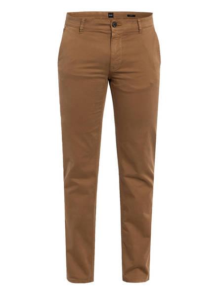 BOSS Chino SCHINO Slim Fit, Farbe: COGNAC (Bild 1)