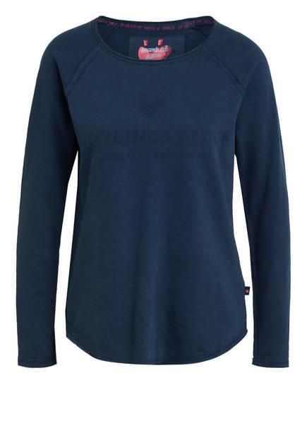 LIEBLINGSSTÜCK Sweatshirt CATHRINA, Farbe: DUNKELBLAU (Bild 1)