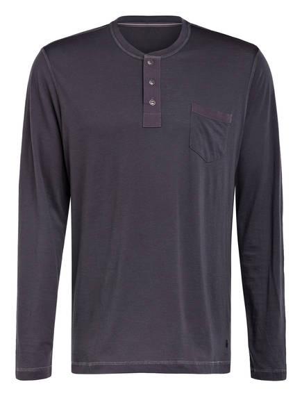 JOCKEY Schlafshirt, Farbe: DUNKELGRAU (Bild 1)