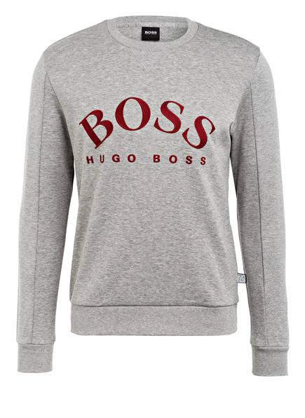 BOSS Sweatshirt SALBO, Farbe: GRAU (Bild 1)