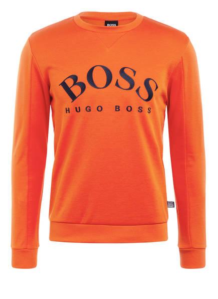 BOSS Sweatshirt SALBO, Farbe: ORANGE (Bild 1)