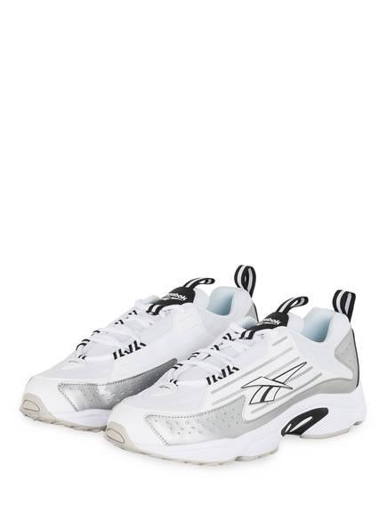 Reebok Sneaker DMX SERIES 2K , Farbe: WEISS/ SCHWARZ/ SILBER (Bild 1)