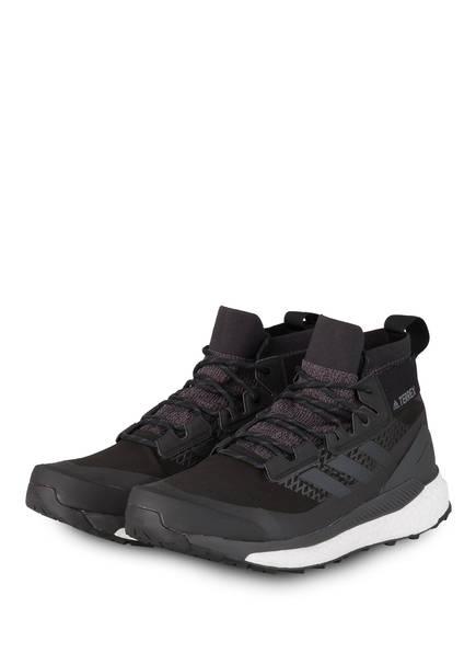 adidas Outdoor-Schuhe TERREX FREE HIKER GTX, Farbe: SCHWARZ (Bild 1)