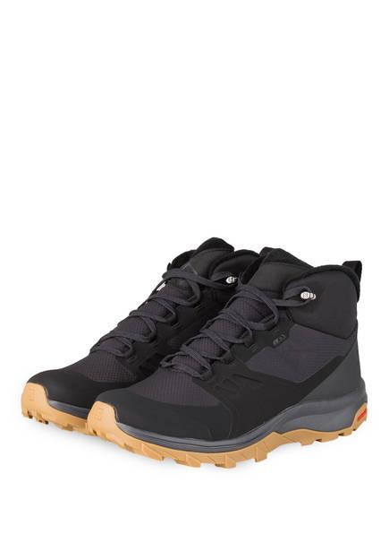 SALOMON Outdoor-Schuhe OUTSNAP CSWP, Farbe: SCHWARZ (Bild 1)