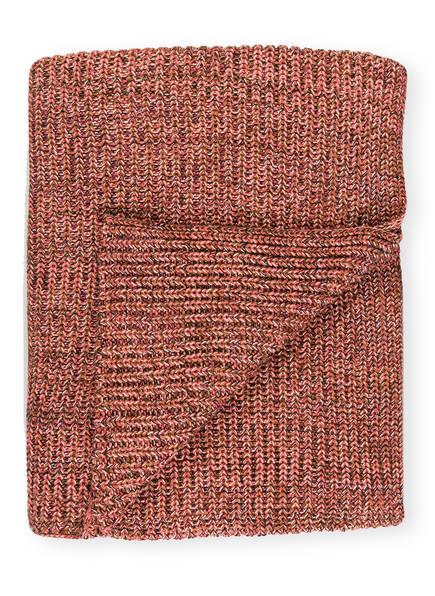 Marc O'Polo Plaid KUARA , Farbe: PINK (Bild 1)