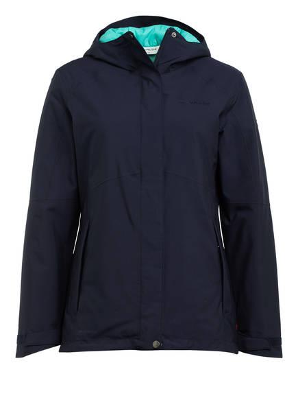 VAUDE Outdoor-Jacke ROSEMOOR, Farbe: DUNKELBLAU (Bild 1)