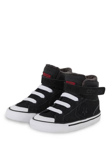 CONVERSE Sneaker PRO BLAZE STRAP HIGH TOP, Farbe: SCHWARZ/ WEISS (Bild 1)