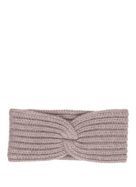 Mrs & HUGS Cashmere-Stirnband, Farbe: TAUPE (Bild 1)