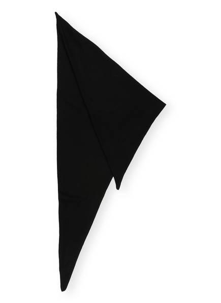 DARLING HARBOUR Dreieckstuch, Farbe: SCHWARZ (Bild 1)