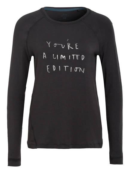 JOCKEY Lounge-Shirt, Farbe: DUNKELGRAU (Bild 1)