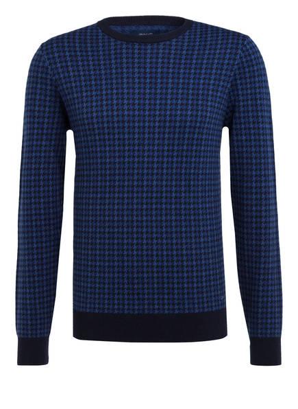 GANT Pullover, Farbe: BLAU/ SCHWARZ (Bild 1)