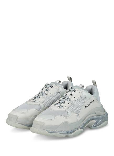 BALENCIAGA Sneaker TRIPLE S , Farbe: HELLGRAU (Bild 1)
