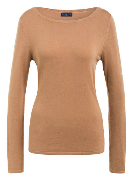 DARLING HARBOUR Pullover, Farbe: CAMEL (Bild 1)