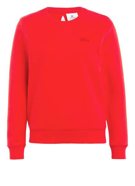 LACOSTE L!VE Sweatshirt, Farbe: ROT (Bild 1)