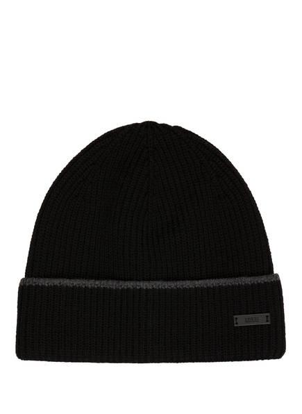BOSS Mütze BERICO, Farbe: SCHWARZ (Bild 1)