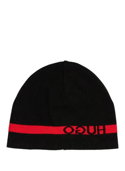 HUGO Mütze XOLO, Farbe: SCHWARZ (Bild 1)