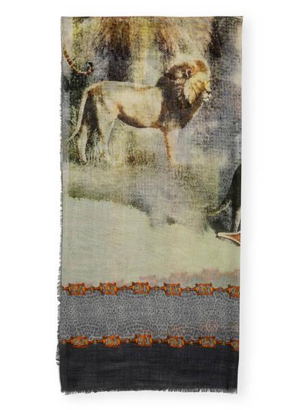 DARLING HARBOUR Tuch , Farbe: Hellgrau/Beige (Bild 1)