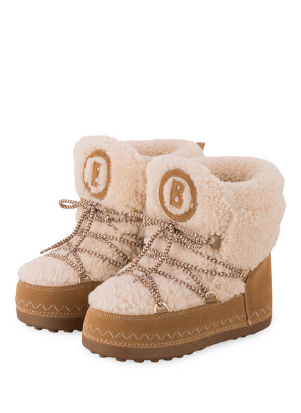 BOGNER Boots TROIS VALLÉES, Farbe: NATURE/ BRAUN (Bild 1)