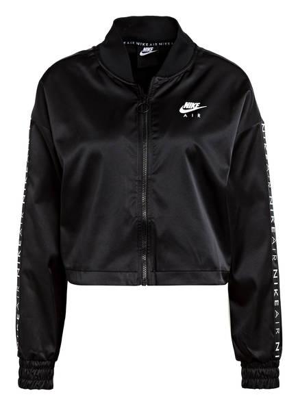 Nike Trainingsjacke, Farbe: SCHWARZ (Bild 1)