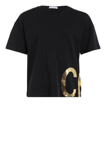 Calvin Klein T-Shirt, Farbe: SCHWARZ (Bild 1)