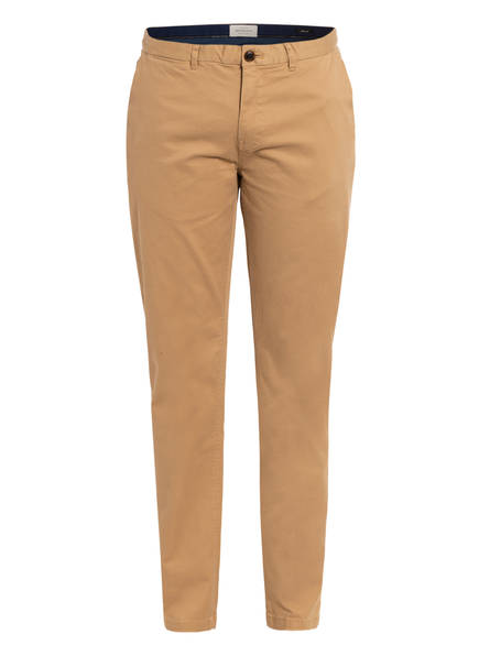 SCOTCH & SODA Chino STUART Regular Slim Fit, Farbe: CAMEL (Bild 1)