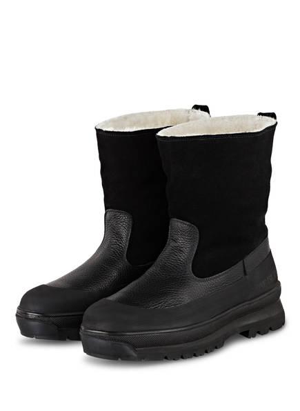 STONE ISLAND Boots, Farbe: SCHWARZ (Bild 1)