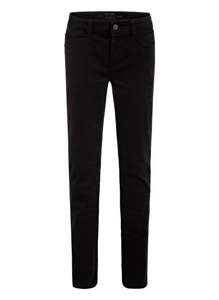 s.Oliver RED Jeans SEATTLE, Farbe: 99Z8 grey black denim (Bild 1)