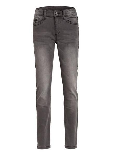 s.Oliver RED Jeans SEATTLE Regular Fit, Farbe: 96Z2 grey black denim (Bild 1)