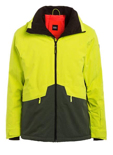 O'NEILL Skijacke QUARTZITE, Farbe: LIME/ KHAKI (Bild 1)