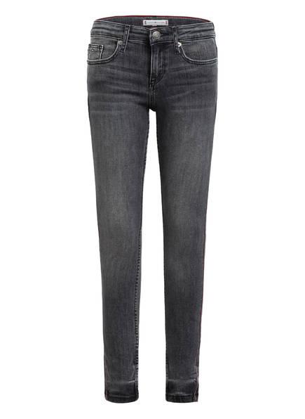TOMMY HILFIGER Jeans NORA Skinny Fit , Farbe: 1CD ROCK GREY STRETCH (Bild 1)