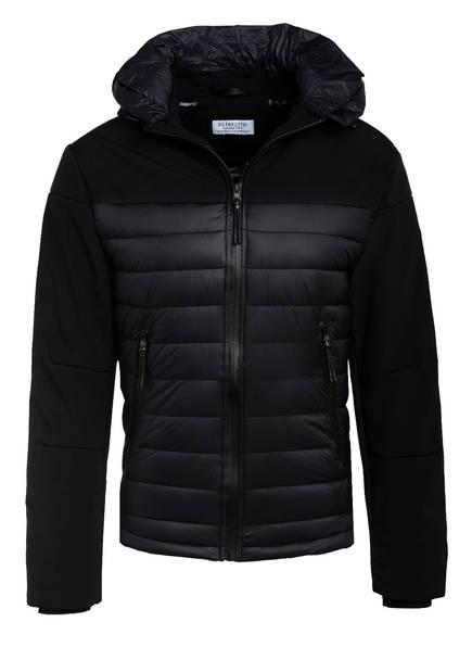 DSTREZZED Softshell-Jacke, Farbe: SCHWARZ (Bild 1)