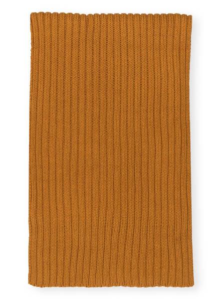 DSTREZZED Schal, Farbe: COGNAC (Bild 1)