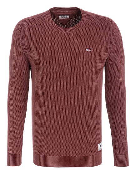TOMMY JEANS Pullover, Farbe: ROT/ HELLROT (Bild 1)