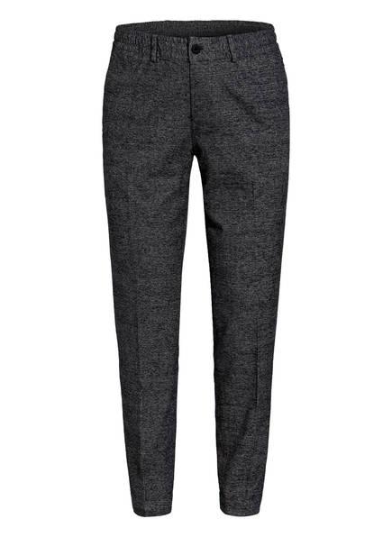 TOMMY HILFIGER Stoffhose  ACTIVE PANT Slim Fit, Farbe: GRAU/ SCHWARZ KARIERT (Bild 1)