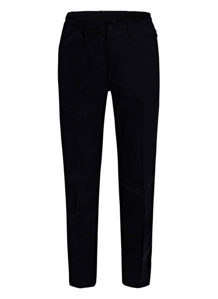 TOMMY HILFIGER Stoffhose  ACTIVE PANT Slim Fit, Farbe: DUNKELBLAU/ SCHWARZ KARIERT (Bild 1)