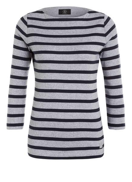 BOGNER Shirt, Farbe: HELLGRAU/ DUNKELBLAU GESTREIFT (Bild 1)