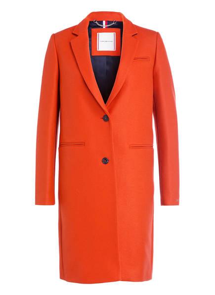 TOMMY HILFIGER Mantel BELLE, Farbe: DUNKELORANGE (Bild 1)