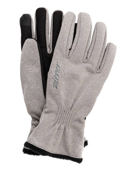 ziener Handschuhe IBRANA TOUCH, Farbe: GRAU MELIERT (Bild 1)