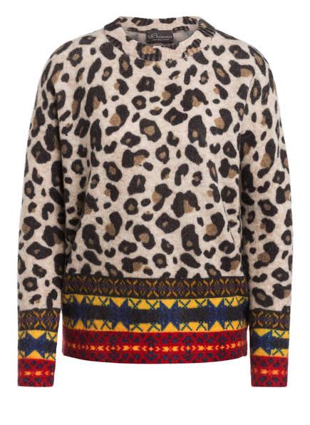 Princess GOES HOLLYWOOD Pullover, Farbe: SCHWARZ/ BEIGE/ CREME (Bild 1)