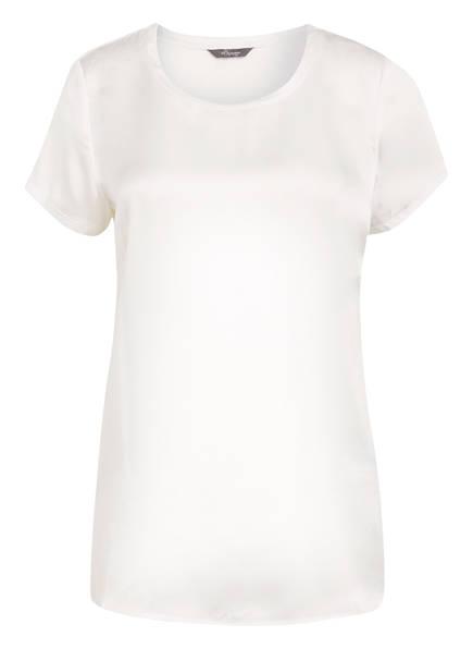 Princess GOES HOLLYWOOD Blusenshirt mit Seidenanteil , Farbe: CREME (Bild 1)