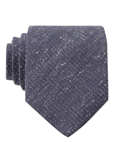 BALDESSARINI Seiden-Krawatte, Farbe: DUNKELBLAU (Bild 1)