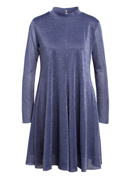 MAX & Co. Kleid PRESENZA, Farbe: DUNKELBLAU/ SILBER (Bild 1)