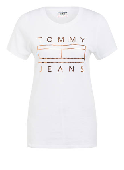 TOMMY JEANS T-Shirt, Farbe: WEISS (Bild 1)