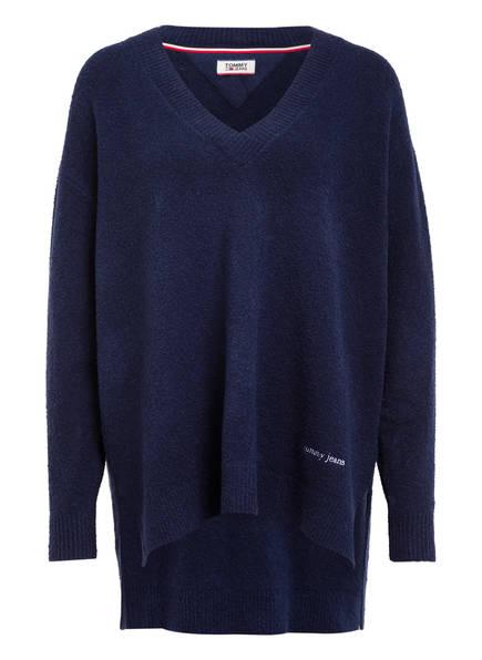 TOMMY JEANS Pullover, Farbe: DUNKELBLAU (Bild 1)